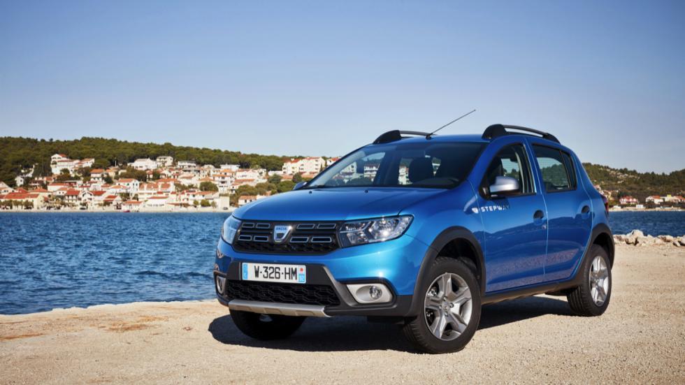Dacia Sandero 2017 Stepway