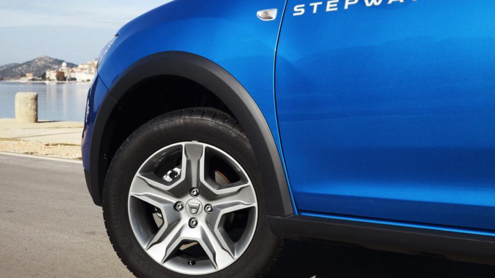 Llantas flexwheel Dacia Sandero 2017