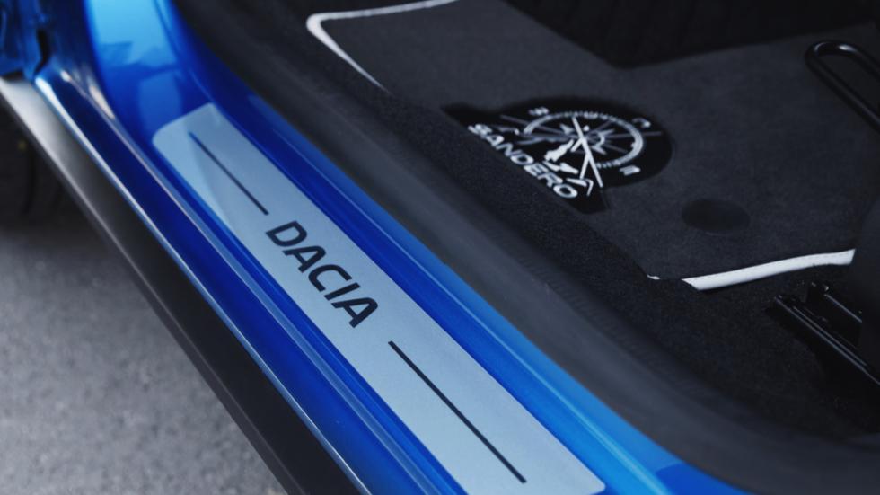 Fotos Dacia Sandero 2017