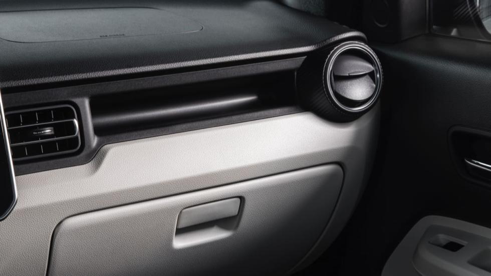 Suzuki Ignis 2017 guantera