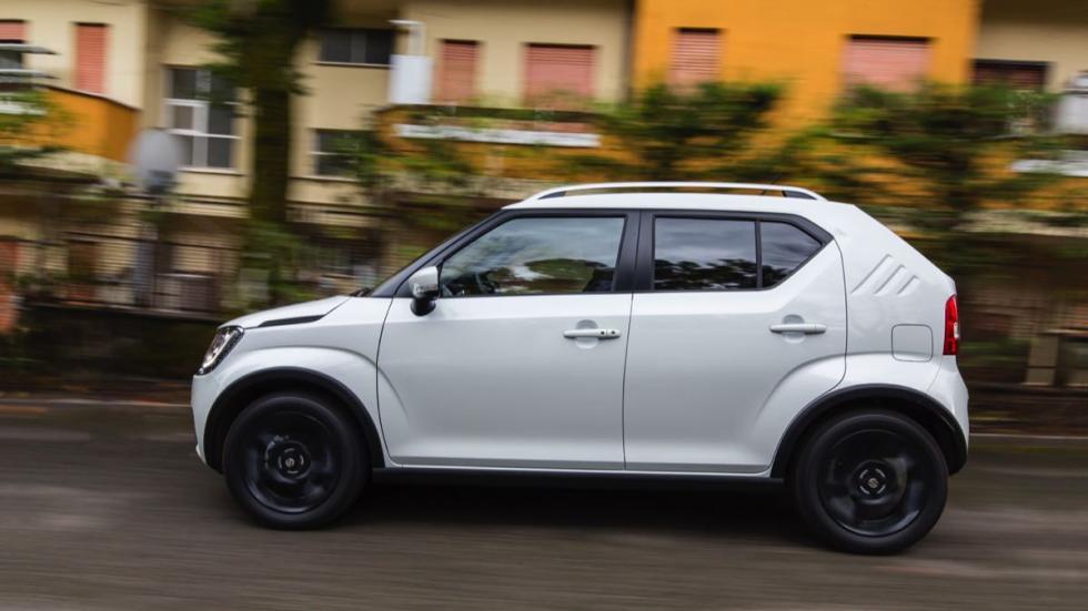Suzuki Ignis 2017 lateral