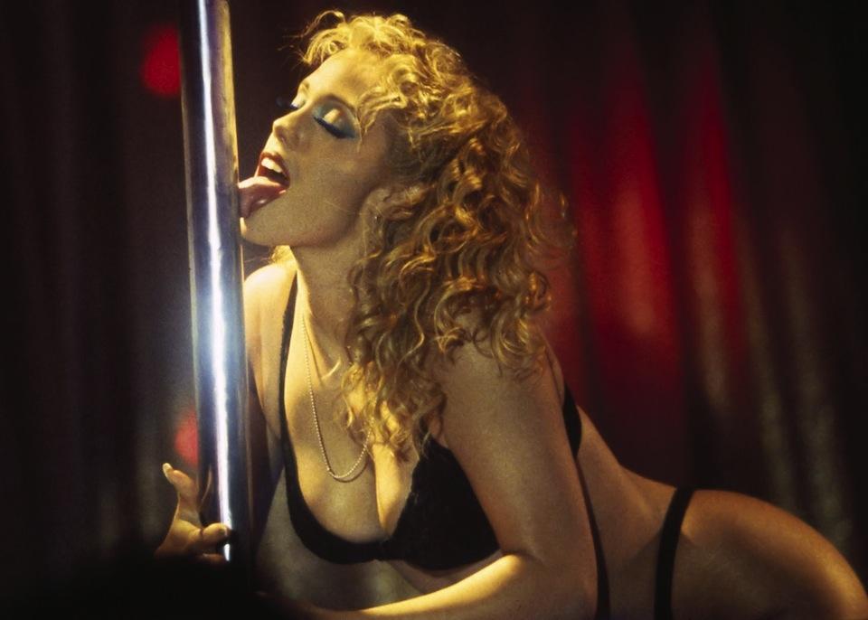 'Showgirls' y Elizabeth Berkley