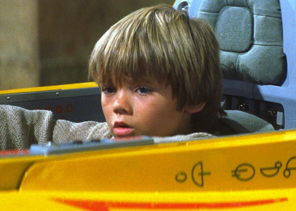 'Star Wars: Episodio I, La amenaza fantasma' y Jake Lloyd