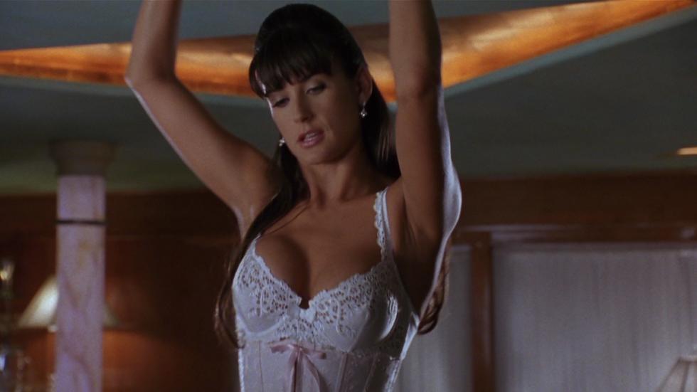 'Striptease' y Demi Moore
