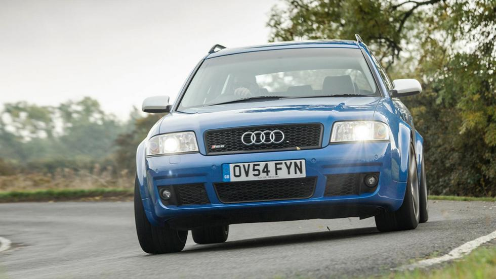 7 razones para que compres un Audi RS6 de segunda mano