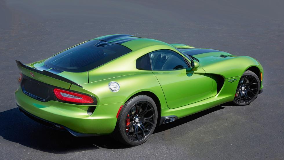 Dodge Viper ACR Snakeskin Edition