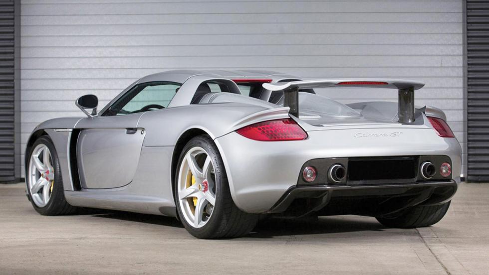 Hiperdeportivos a subasta: Enzo, Carrera GT y SLR McLaren