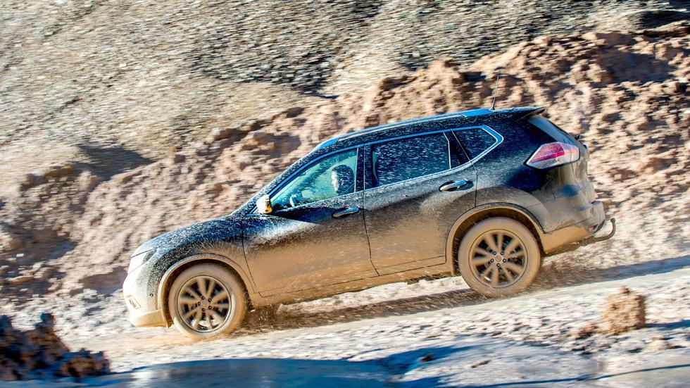 Nissan X-trail 2017 (III)