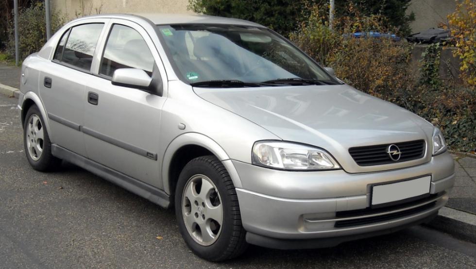 Opel Astra G (1998 - 2004)