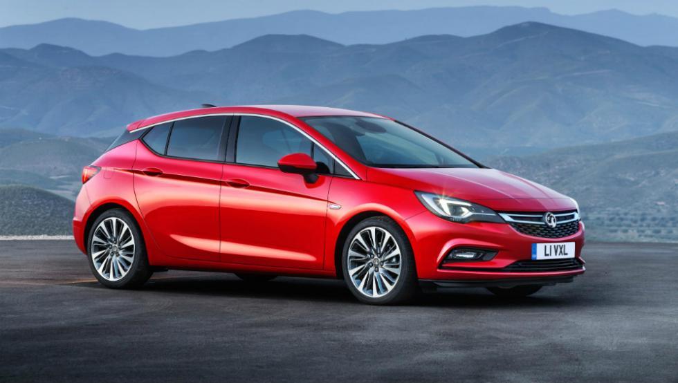 Opel Astra K (2015 - Actualidad)