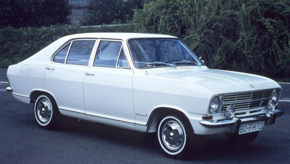 Opel Kadett B (1965 - 1973)