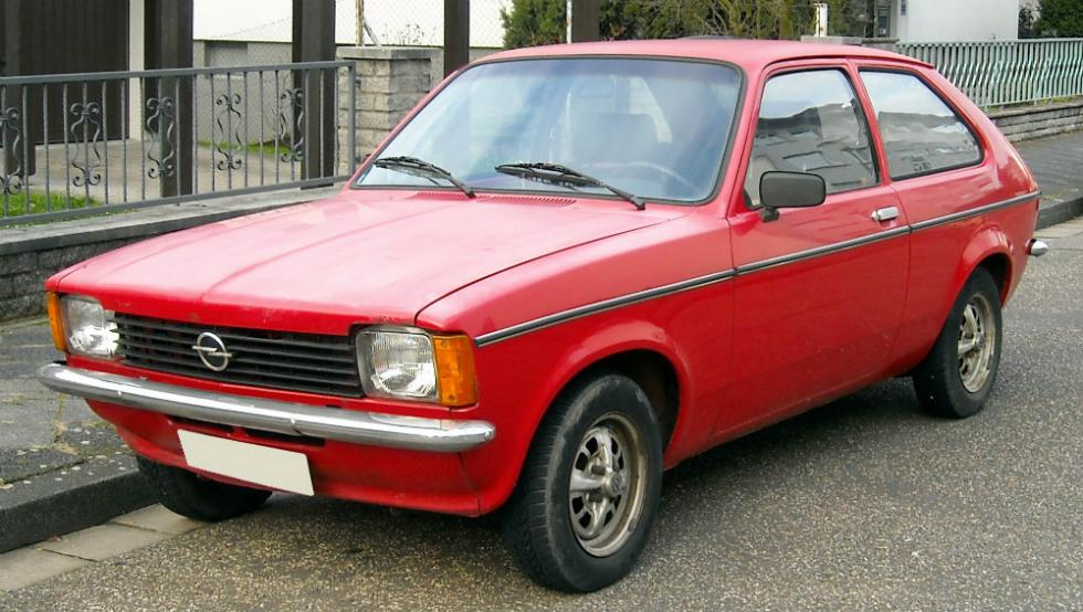 Opel Kadett C (1973 - 1979)