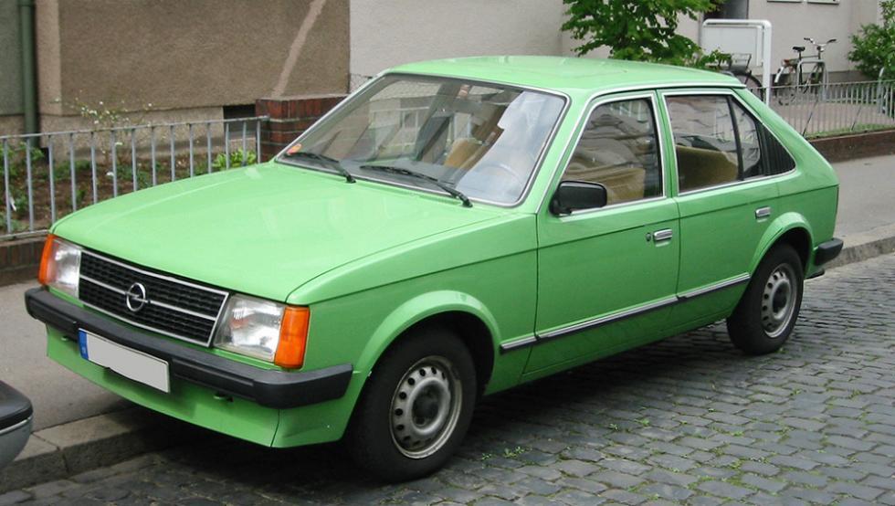 Opel Kadett D (1979 - 1984)