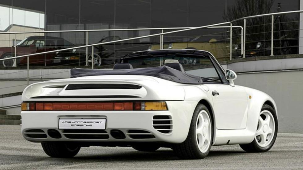 Porsche 959 Cabrio