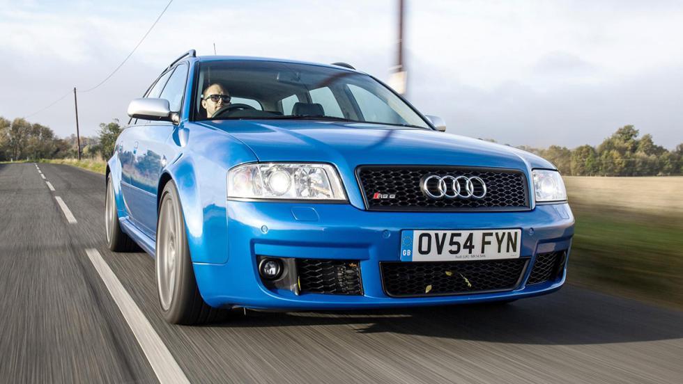 Razones para comprar un Audi RS6: fue el que inició la guerra entre las familias RS, M y AMG...