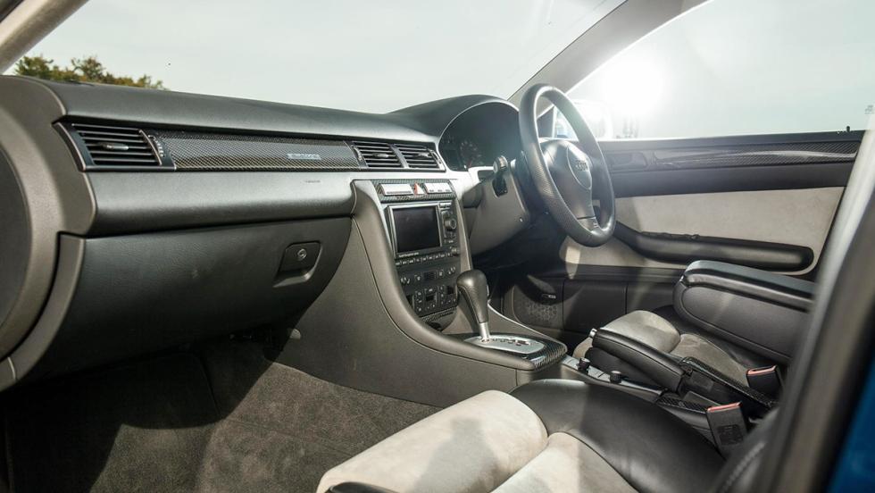 Razones para comprar un Audi RS6: su equipamiento era muy completo