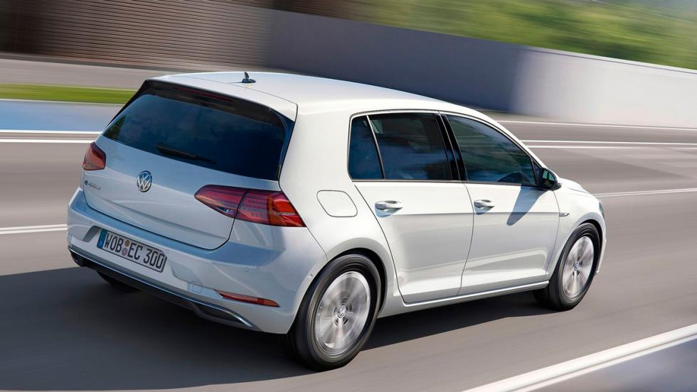 Volkswagen e-Golf 2017 (III)