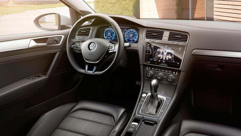 Volkswagen e-Golf 2017 (IV)