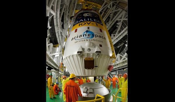 Satélite Arianespace