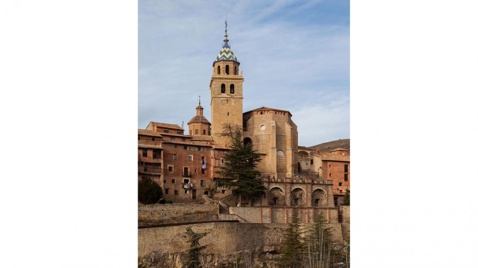 Albarracín, en Teruel