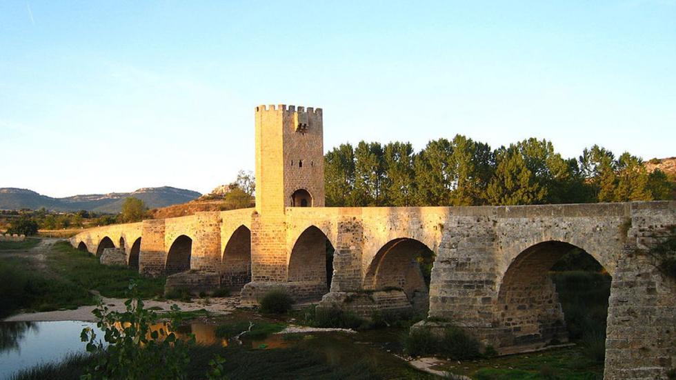 Puente de Frías, en Burgos.
