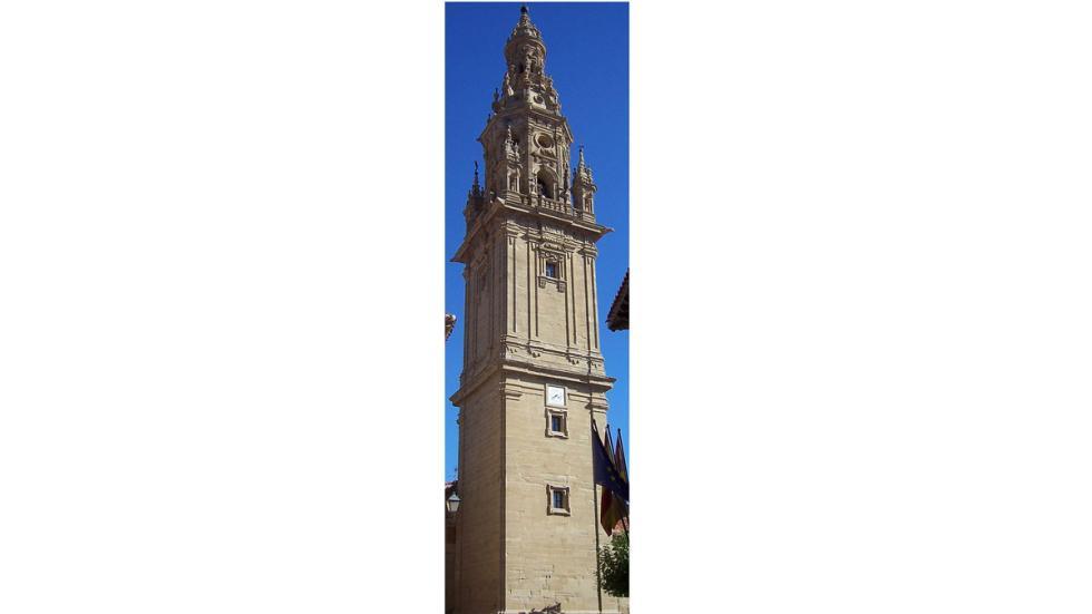 Torre exenta de la Catedral de Santo Domingo de la Calzada