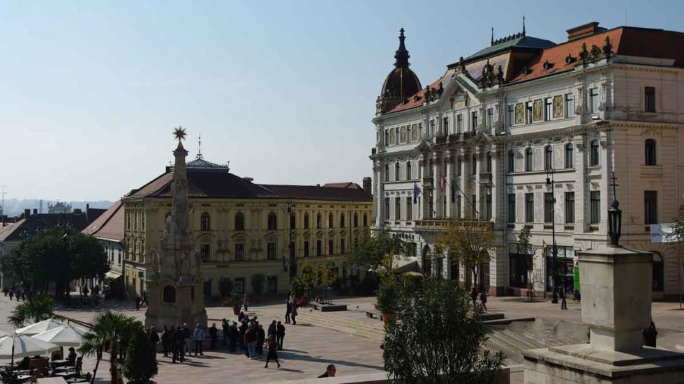 Los  mejores destinos del mundo para viajar en 2017: Pecs (Hungria).