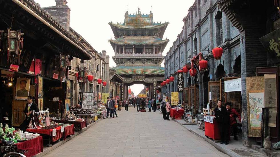 Los  mejores destinos del mundo para viajar en 2017: Pingyao (China).