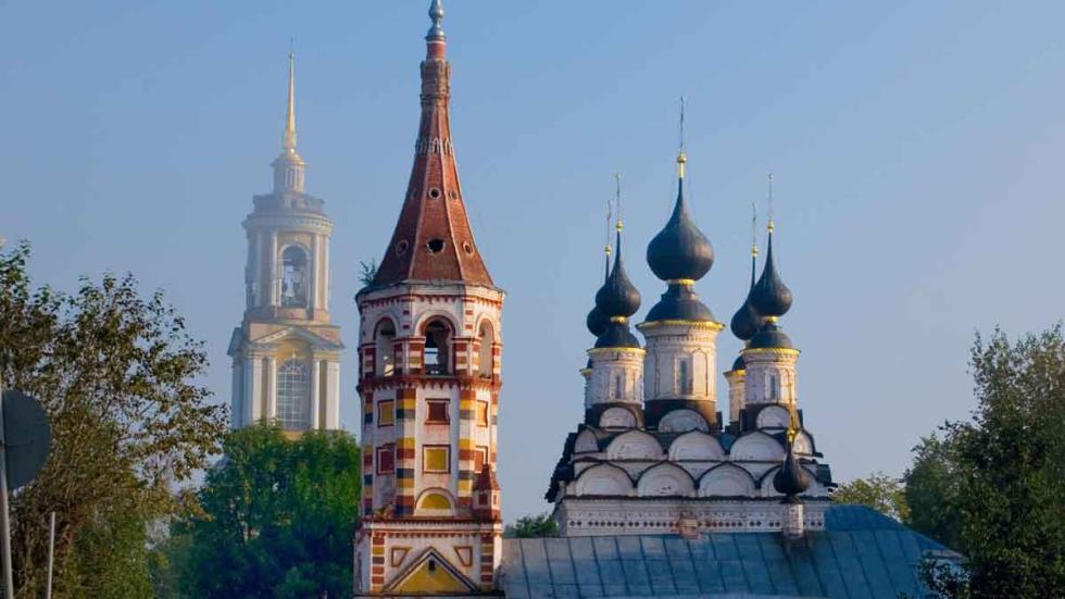 Los  mejores destinos del mundo para viajar en 2017: Suzdal (Rusia).