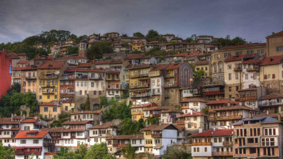 Los  mejores destinos del mundo para viajar en 2017: Velikotarnovo (Bulgaria).
