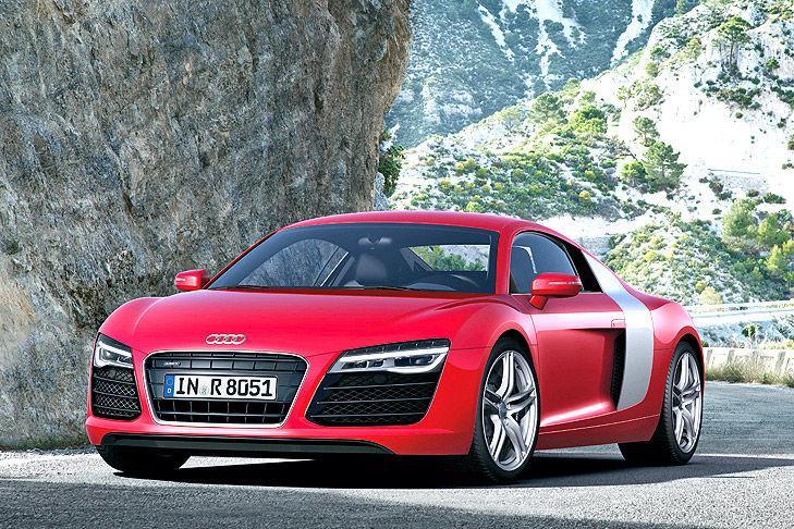 Audi R8 (seit 2006):