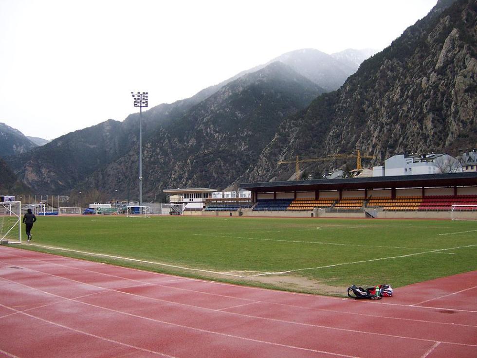 Estadio Comunal de Andorra la Vella