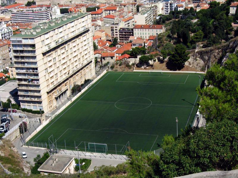 Estadio del Unión Sportive Marsella (Francia)