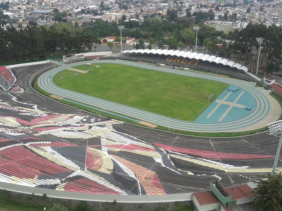 Estadio Universitario Alberto 'Chivo' en Córdoba (México)