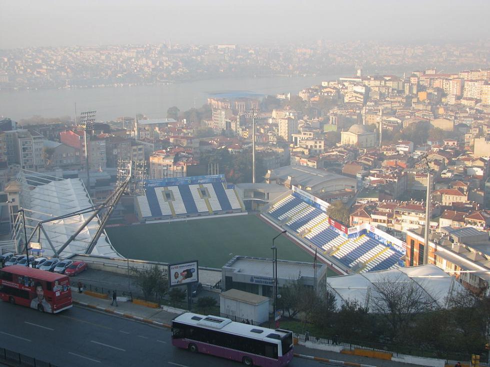 Estadio Kasimpasa (Turquía)