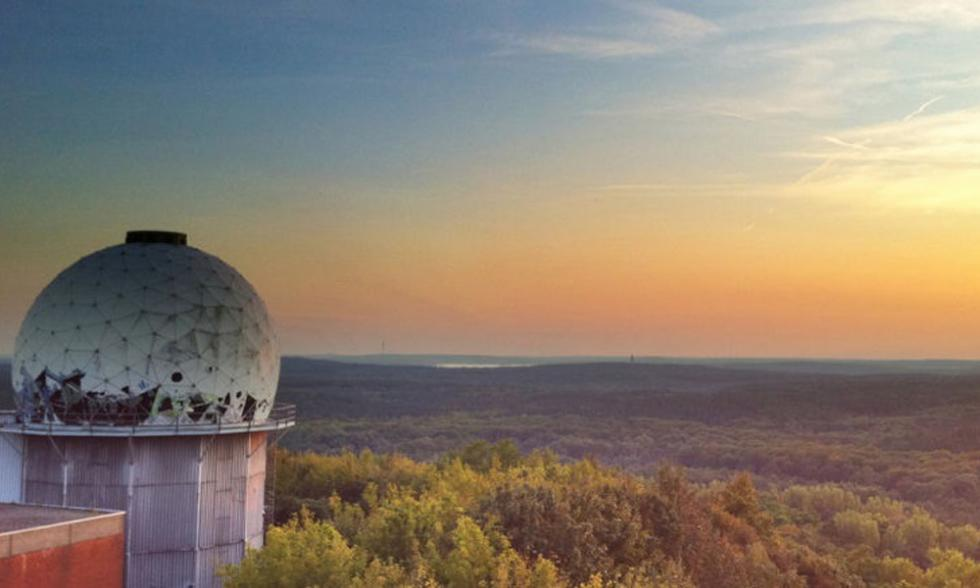 radares abandonados berlin