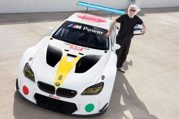 Art Car de BMW por John Baldessari, en fotos