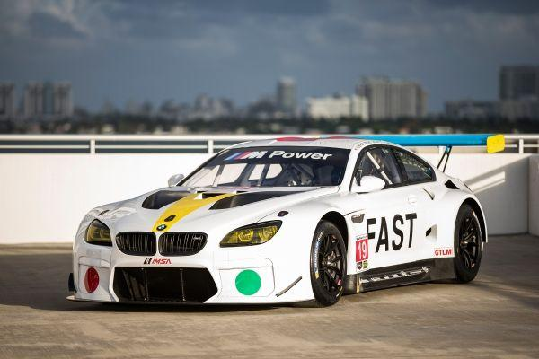 BMW Art Car por John Baldessari