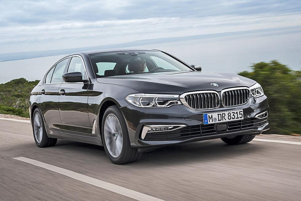 ¡Lo probamos! Nuevo BMW Serie 5 2017