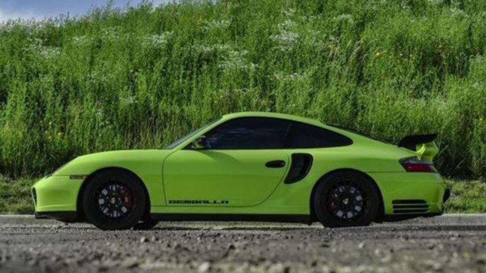 Gemballa 911 lateral