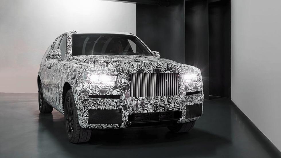 Rolls-Royce Culinan