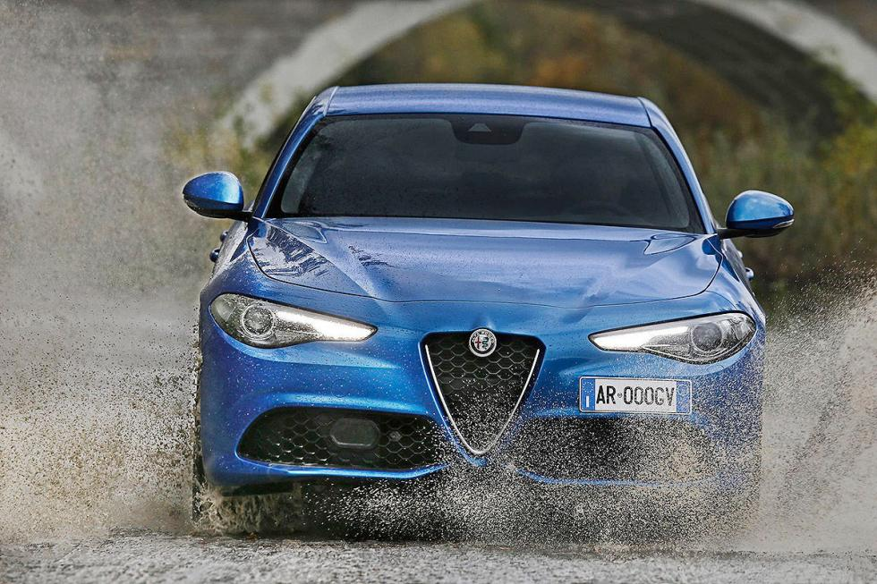 Prueba: Alfa Romeo Giulia Veloce