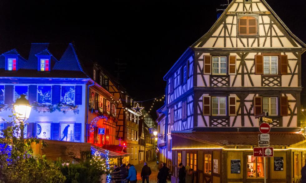mercado navidad europa colmar