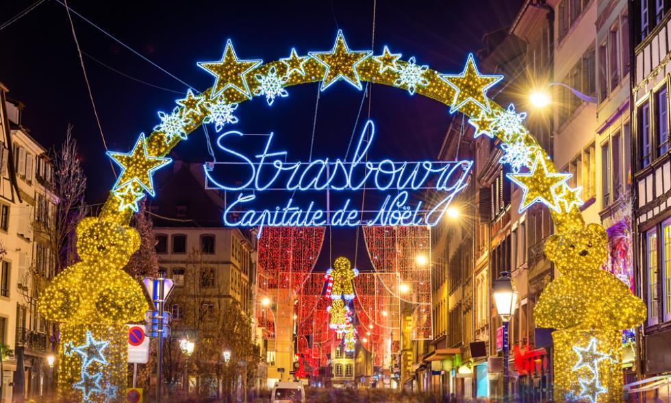 mercado navidad europa estrasburgo