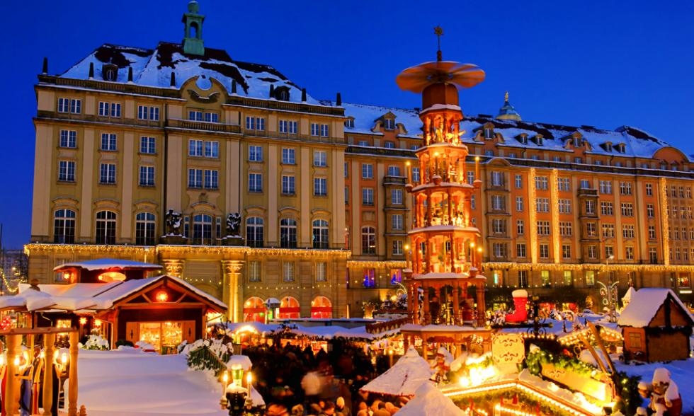 mercado navidad europa dresde