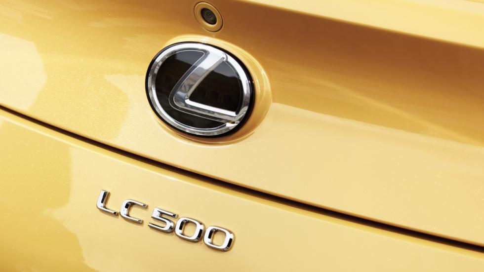 Fotos: nuevo Lexus LC 500 y 500h