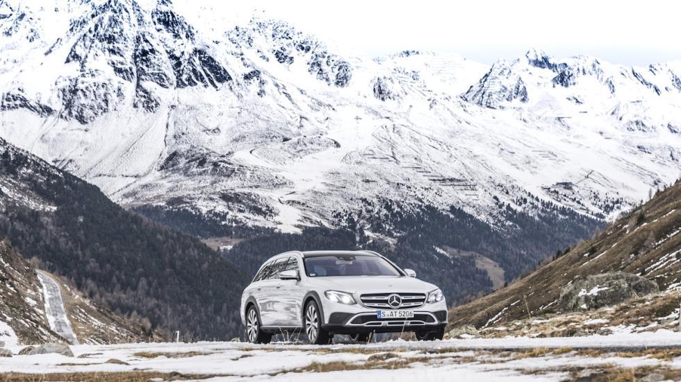 Tirol austríaco para dar a conocer al All-Terrain