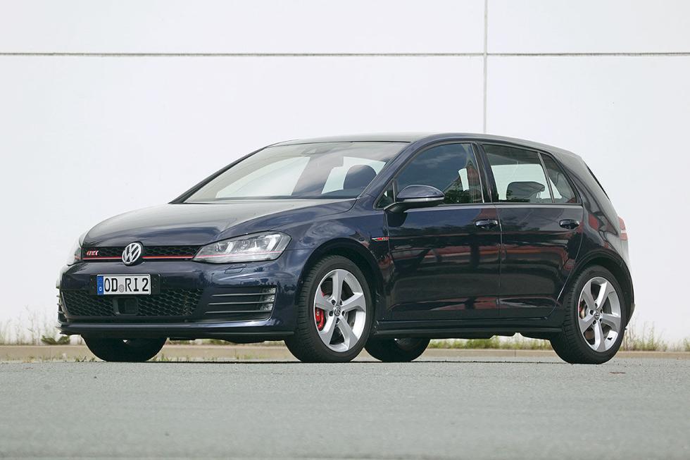 Duelo ayer y hoy: VW Golf 2 GTI G60 vs Golf 7 GTI