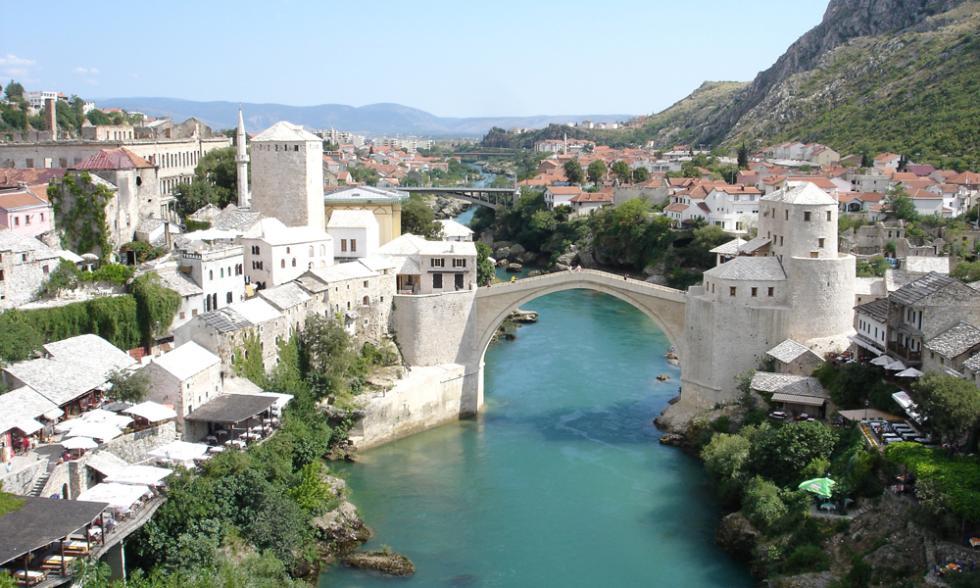 hoteles economicos bosnia