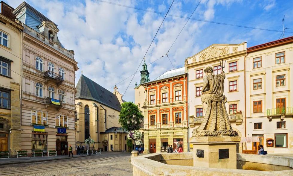 hoteles economicos ucrania